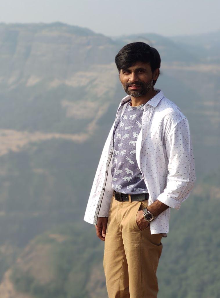 Srikanth Reddy Portrait
